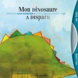 Mon dinosaure a disparu (livre-DVD)