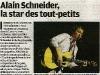 Alain Schneider à Athis-Mons