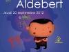 Aldebert à Lunéville