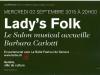 Lady's Folk à Genève