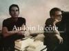 Bastien Lallemant et Arnaud Cathrine à Rousset