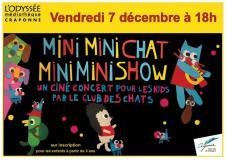 Affiche du Club des Chats à Craponne