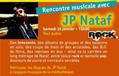 JP Nataf aux Ponts de Cé