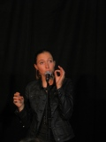 Liz Cherhal par Florence Breuil
