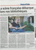 Mathieu Boogaerts à Peynier