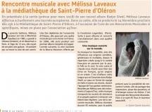 Mélissa Laveaux