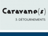 Caravane(s) - livre photographique collectif, éditions L'erre de rien, 2014