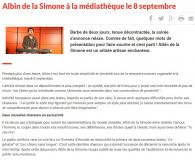 Albin de la Simone