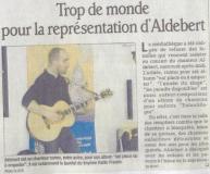 Aldebert à Evian