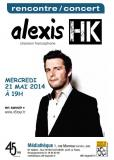 Alexis HK à Bagnolet