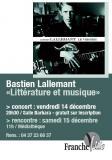 Bastien Lallemant à Francheville