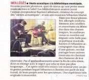 Bastien Lallemant et Seb Martel à Mollégès