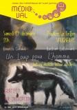"""""""Un loup pour l'homme"""" à Vaugneray"""