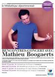 Mathieu Boogaerts dans l'Hérault