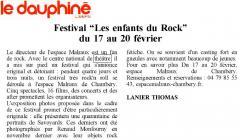 Renaud Monfourny à Chambéry